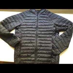 Uniqlo XS Black Ultra Lightweight Down Jacket